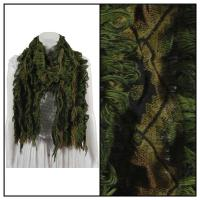 Scarves - Loose Loop - Olive