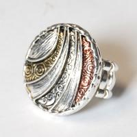Jewelry - Rings - 1006 - Tri-Color