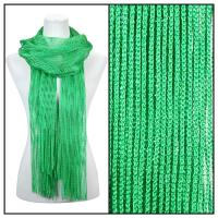 Scarves - Metallic 3117 - Kelly Green