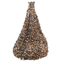 Popcorn Bags Single Ply  - Leopard