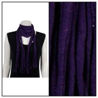 Scarves - String 1222 - Purple