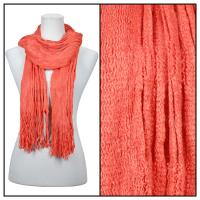 Scarves - Bohemian Knit Tubed 51679  - Orange