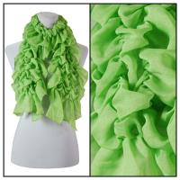 Scarves - Bohemian Solid 3171 - Green