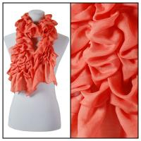 Scarves - Bohemian Solid 3171 - Orange