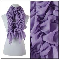 Scarves - Bohemian Solid 3171 - Purple