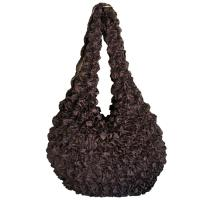 Popcorn Bags - Java - Ribbon Taupe-Black