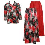 Sets Magic Crush Silky Touch - Blouse / Skirt