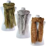 Big Scarves - Giraffe Print 1277