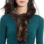 Scarves - Faux Fur Neck Wraps
