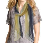 Scarves - Silk Ombre 005