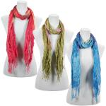 Scarves - Crinkled Watercolors 22