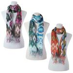 Scarves - Tribal 3055