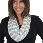 Infinity Scarves - Striped 7366