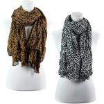 Big Scarves - Leopard Print 4123