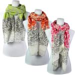Scarves - Neon Leopard Dashes 3169
