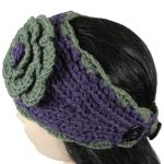 Headwraps - Flower Two Tone 1002