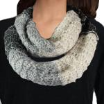 SALE Infinity Scarves - Patchwork Crochet 4302