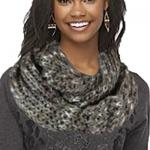 Infinity Scarves - Chevron Knit 4076