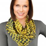 Infinity Scarves - Geometric Square 3608*