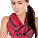Infinity Scarves - Geometric Square 3608