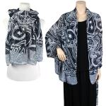Big Scarves/Shawls - Abstract Paisley Design 4345*