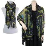 Big Scarves/Shawls - African Abstract 1012*