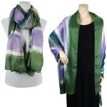 SALE Big Scarves/Shawls-Rectangle Brushstrokes4065
