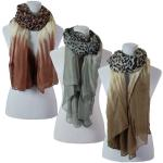 Big Scarves/Shawls - Animal Print 3120