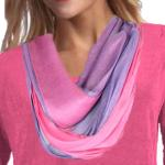 Double Infinity Scarves - Glitter 103
