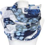 Infinity Scarves Wide - Lace & Polka Dot 3729