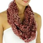 Infinity Scarves - Cheetah 3274