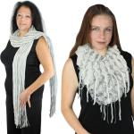 Scarves - Long Two Way Knit Tube
