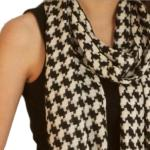Scarves - Houndstooth 162