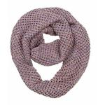 Infinity Scarves - Knitted with Lurex - 4384