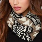 Infinity Scarves - Alpine Knit 0958