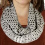 Infinity Scarves - Irish Knit 0993