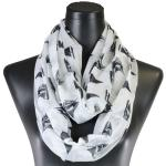 Infinity Scarves - Sailboats 3281