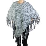 SAVE Poncho - Two Tone 4106