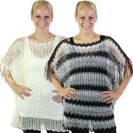 Poncho - Fishnet Metallic 6604 & 6608
