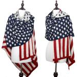 Blanket Scarves - American Flag 8683