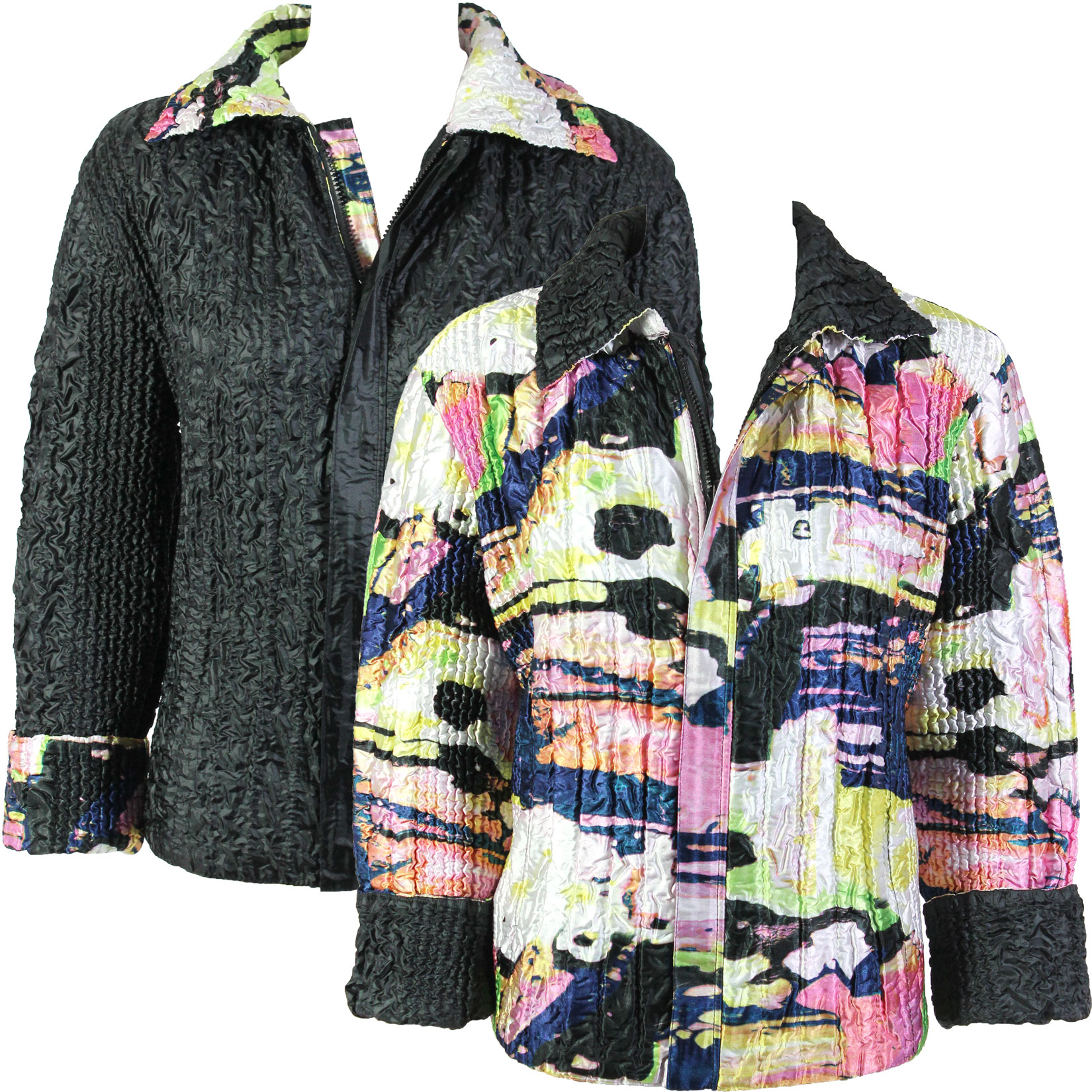 Quilted Reversible Jackets