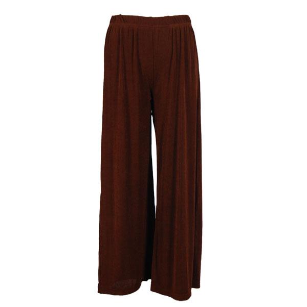 Slinky Travel Pants* - Brown