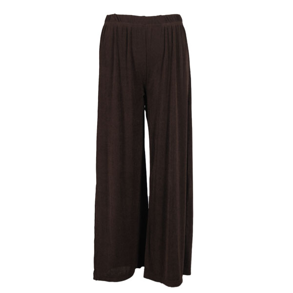 Wholesale Pinpoint Popcorn - Three Quarter Sleeve Dark Brown - 29 inch inseam (S-L)