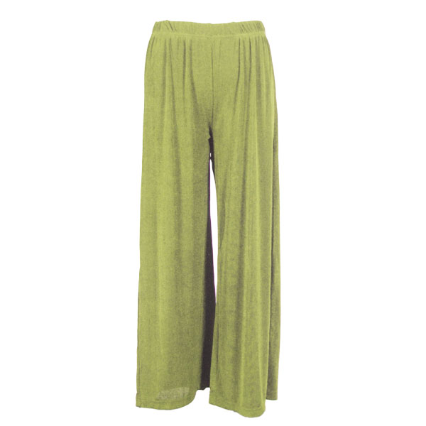Wholesale Magic Crush Georgette - Three Quarter Sleeve* Leaf Green - 25 inch inseam (S-L)