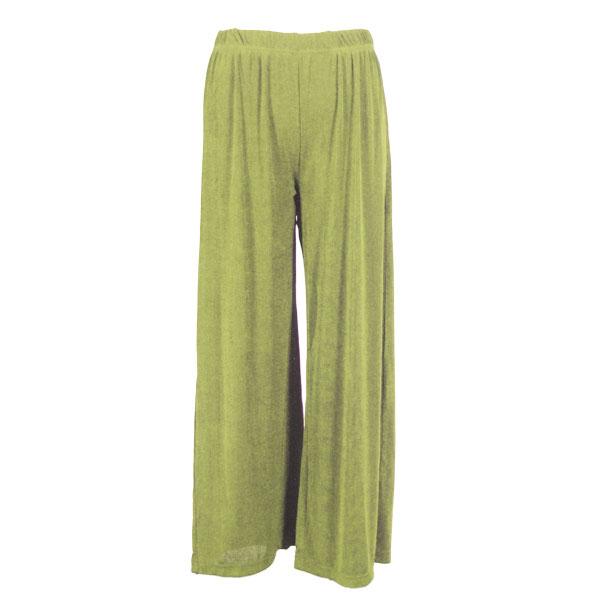 Wholesale Magic Crush Georgette - Three Quarter Sleeve* Leaf Green - 27 inch inseam (S-L)