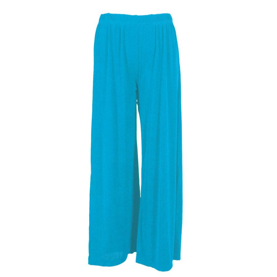 Slinky Travel Pants* - Caribbean Teal