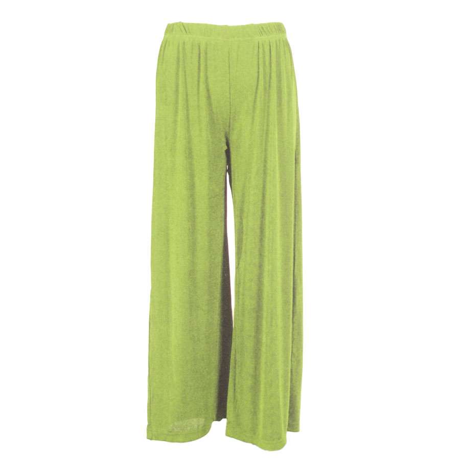 Slinky Travel Pants* - Green Apple
