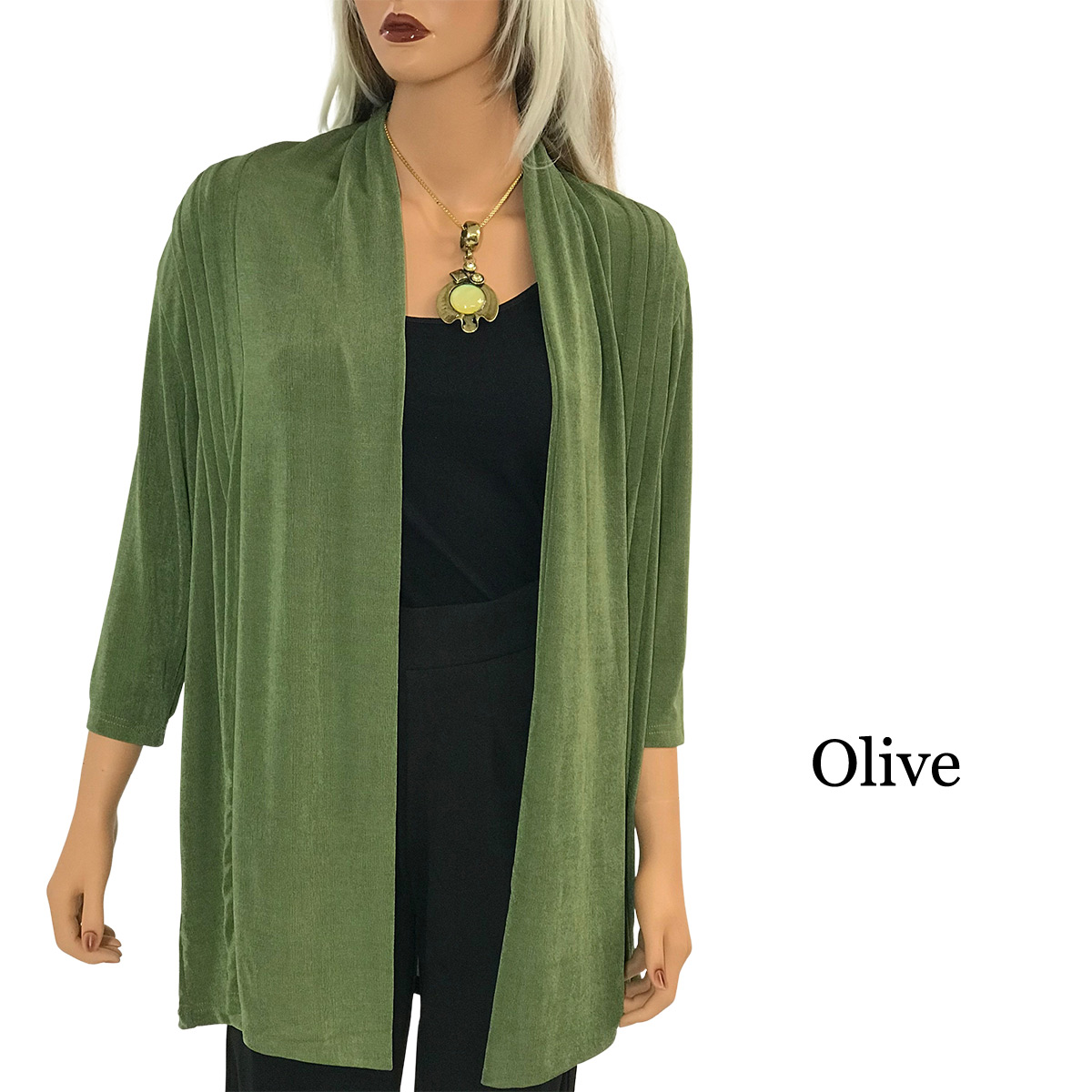 Slinky TravelWear Jacket* - Olive