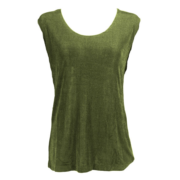 Slinky Travel Tops - Sleeveless* - Olive