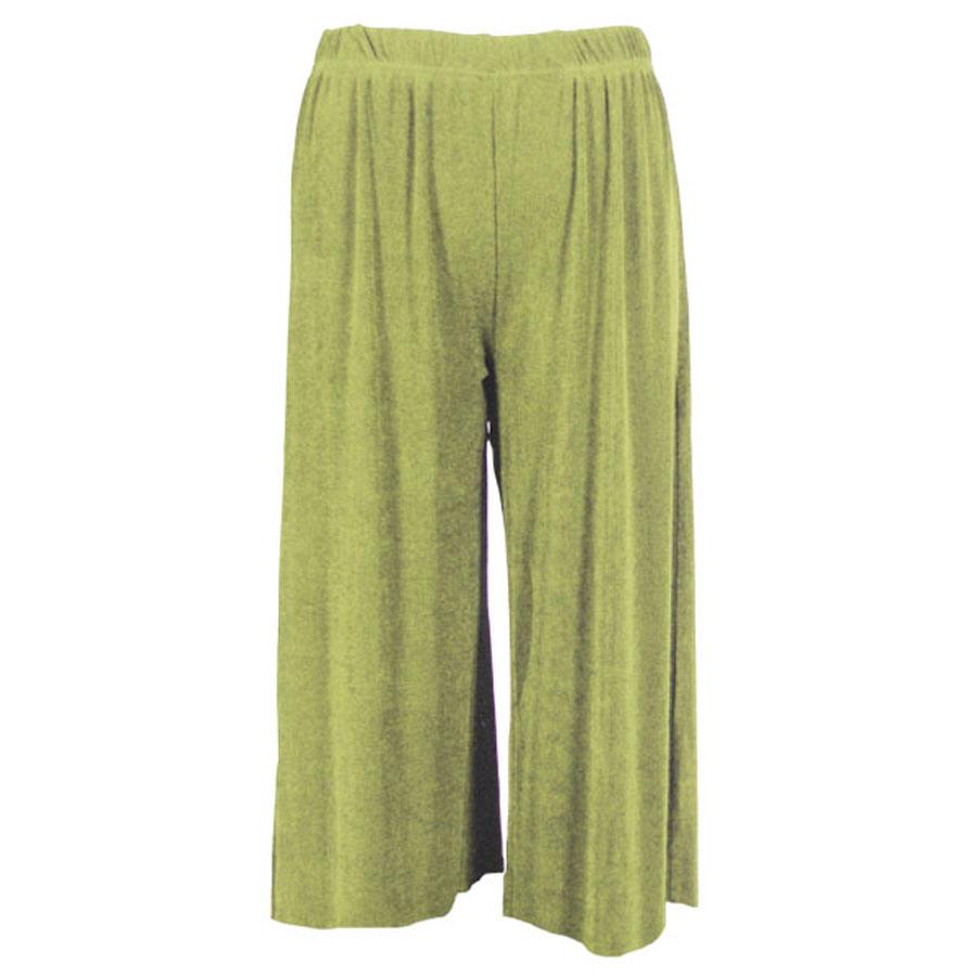 Wholesale Magic Crush Georgette - Three Quarter Sleeve* Leaf Green - One Size (S-L)